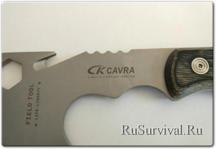 Обзор топорика CK Carva