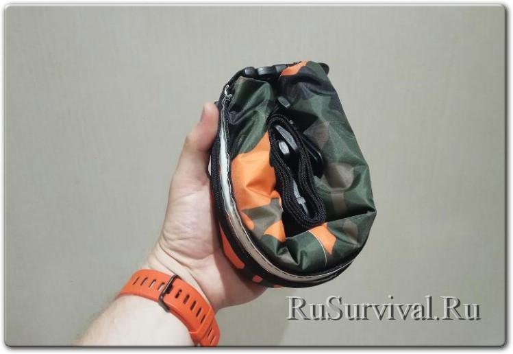 Туристический мешок-рюкзак X-Mund