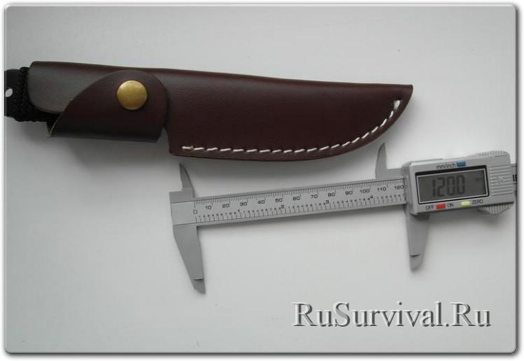 Кобура для нескладного ножа