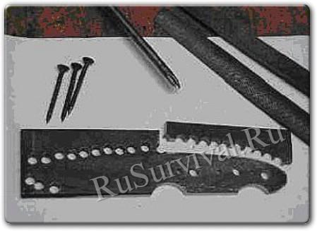 Нож для дома своими руками